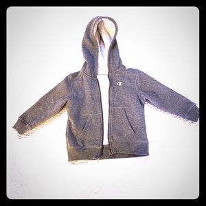 👶CHAMPION toddler 4T hoodie